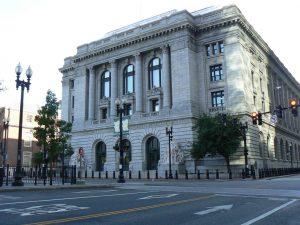 RI Federal Courthouse