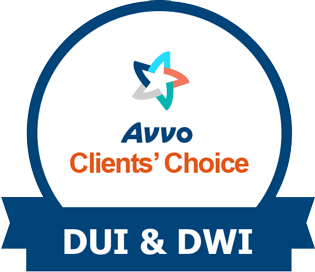 Avvo Clients' Choice DUI & DWI