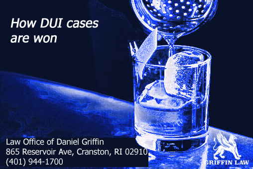 How DUI cases are won