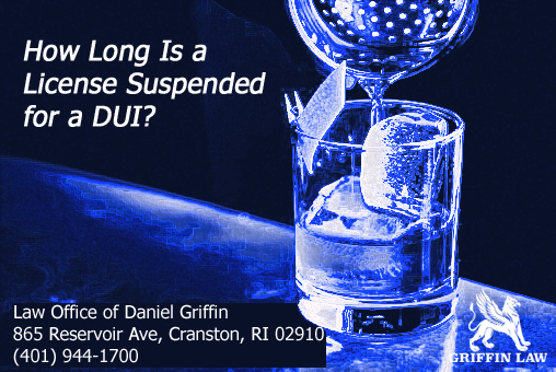 How Long Is a License Suspended for a DUI?