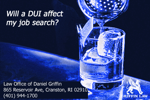 Will a DUI affect my job search?